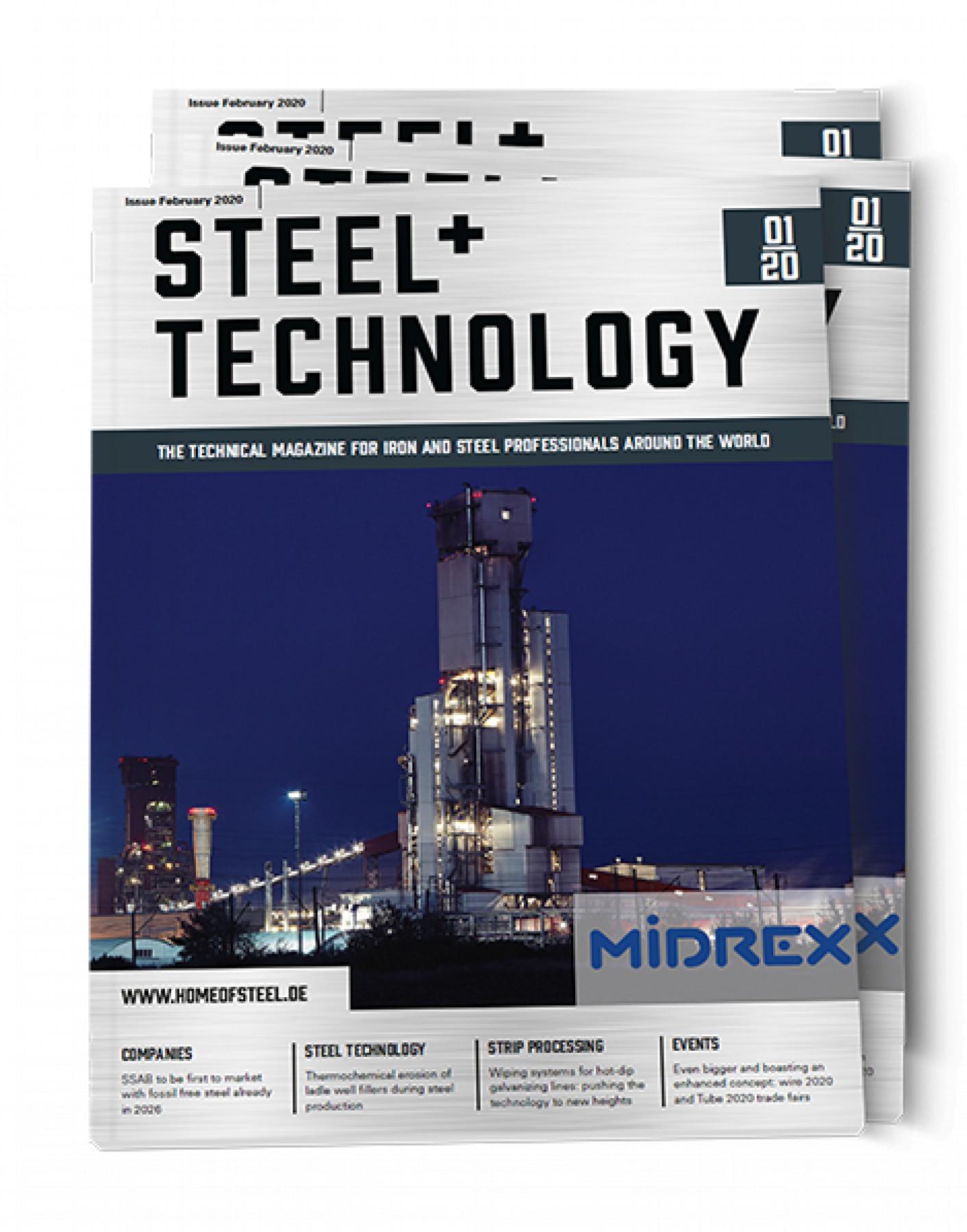 STEEL+TECHNOLOGY   Home of Steel