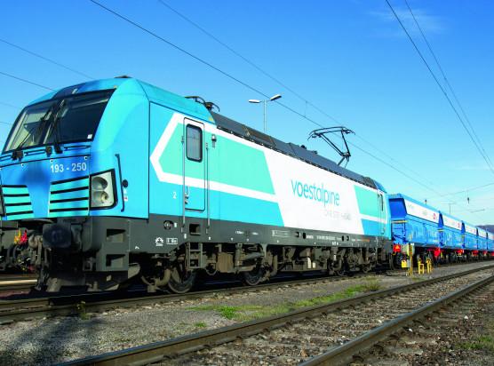 TransANT - erster Zug mit Lok